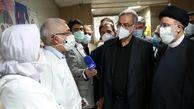 رئیس جمهور رفع فوری کمبودهای درمانی در خوزستان را صادر کرد