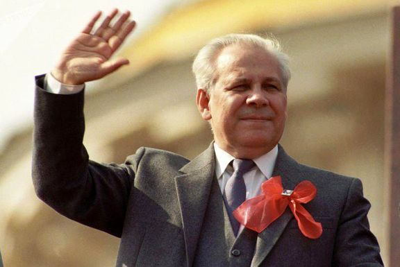 رئیس سابق پارلمان شوروی درگذشت