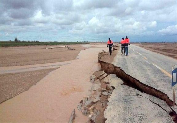 سازمان هواشناسی هشدار وقوع سیلاب موقتی در 14 استان را صادر کرد