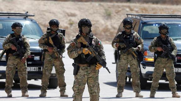 اردن برای مقابله با کرونا از نیروهای نظامی خود استفاده می کند
