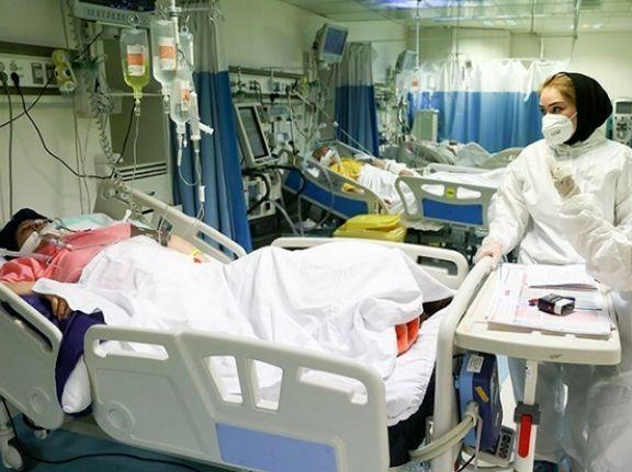 فوت ۱۶۶ نفر در شبانه روز گذشته بر اثر کرونا