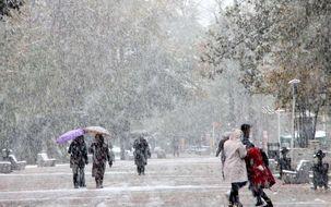ادامه بارش گسترده برف و باران طی امروز و فردا در اکثر استانها