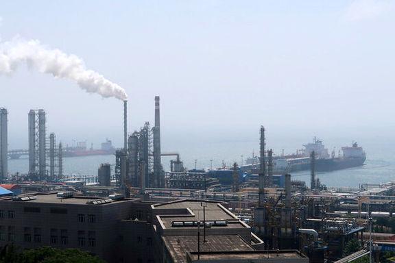 تولید پالایشگاههای چین در ماه گذشته رکورد زده است