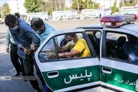 سی و هفتمین طرح رعد پلیس پایتخت