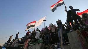 تیراندازی نیروهای امنیتی عراق به  سمت معترضان/ یک تظاهرکننده کشته شد