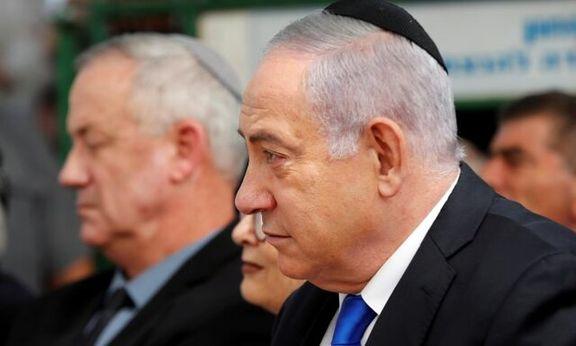 نتانیاهو: تبرئه شوم از صحنه سیاسی اسرائیل کناره گیری می کنم