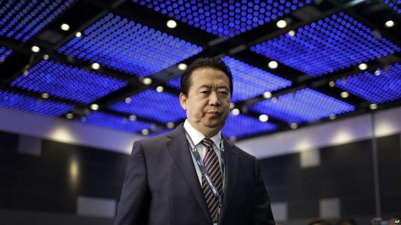 رئیس اینترپل به اتهام رشوه خواری بازداشت شده است
