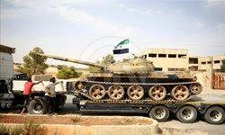 ادلب سوریه از هرگونه سلاح سنگین پاک شد