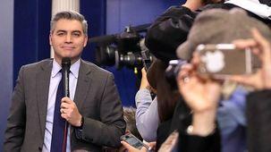 کاخ سفید خبرنگار سی ان ان را بازگرداند / دادگاه علیه ترامپ رای داد