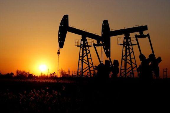 قیمت هر بشکه نفت 57 دلار و 76 سنت