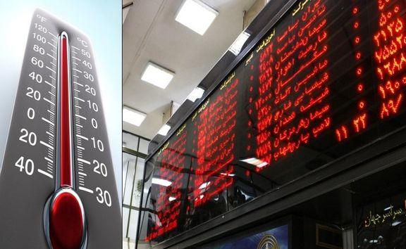 هیجانات غیر قابل پیش بینی بورس و مثبت و منفی شدن سهام تنها در یک روز