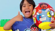 کودکی هفت ساله  به پردرآمدترین چهرهای  یوتیوب تبدیل شد