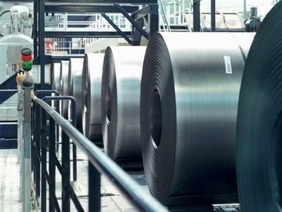 عرضه 123 هزارتن ورق فولادی 5 فولاد ساز کشور در بورس کالا