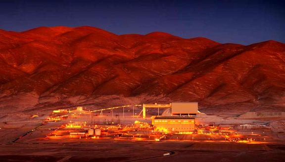 رشد دوباره قیمت مس به دلیل نگرانی از کاهش عرضه در شیلی