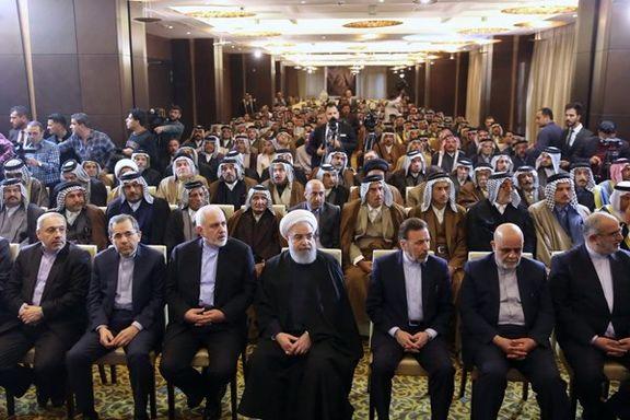 گزارش ظریف در مورد دو روز پایانی سفر رئیسجمهور به عراق+ عکس