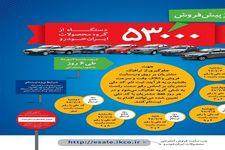 شرایط پیشفروش محصولات ایرانخودرو در مهر ماه