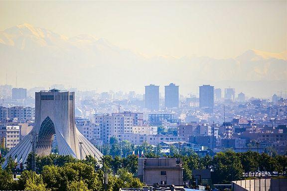 تهران هیولای جذاب و دوست داشتنی