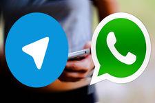 شبکه اجتماعی واتس آپ در ایران از تلگرام پیشی گرفت