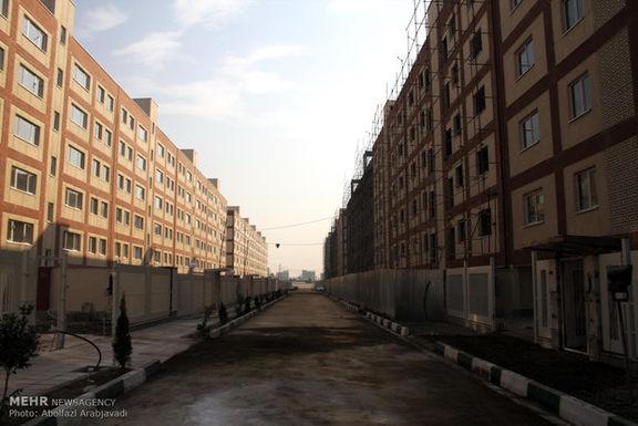 در تهرانسر تهران مسکن مهر ساخته می شود