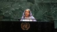 سخنرانی رهبر روهینجا در سازمان ملل