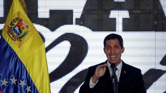 ادعای جدید رهبر مخالفان دولت ونزوئلا
