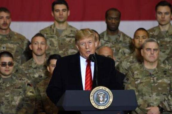 ترامپ:  احتمالا تا پایان فوریه با طالبان به توافق می رسیم