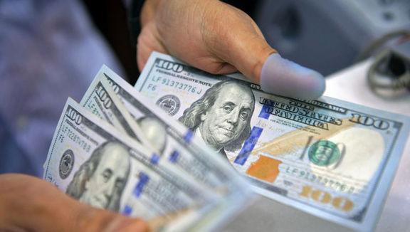 قیمت دلار در بازار امروز ۱۱ هزار و ۷۰۰ تومان