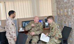 تصاویر اتاق عملیات ائتلاف سعودی علیه یمن لو رفت/ آمریکا عملیات را رهبری می کند +تصاویر