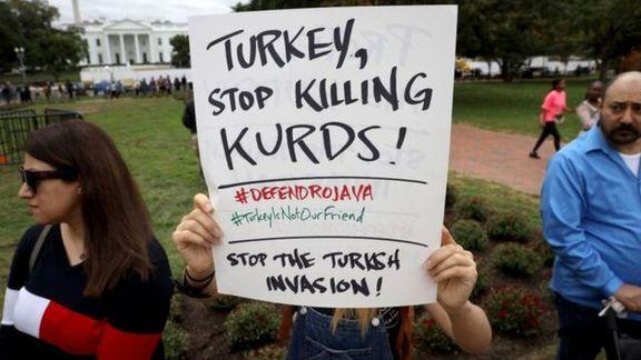 جمهوری خواهان مجلس نمایندگان آمریکا به دنبال تحریم ترکیه