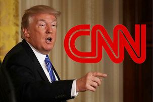 ترامپ با ارسال نامه به شبکه خبری آن ها را تهدید کرد