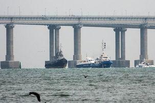 بازگرداند ۳ کشتی جنگی متخلف اوکراین از سوی روسیه به کییف