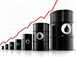 قیمت نفت برنت  به ۵۶ دلار و ۳۷ سنت افزایش یافت
