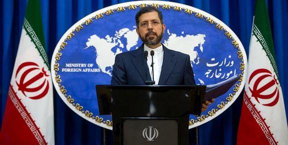 سخنگوی وزارت خارجه: دولت اعلام کرده گفتوگوهای وین را در «تاریخ نزدیک» از سر میگیرد