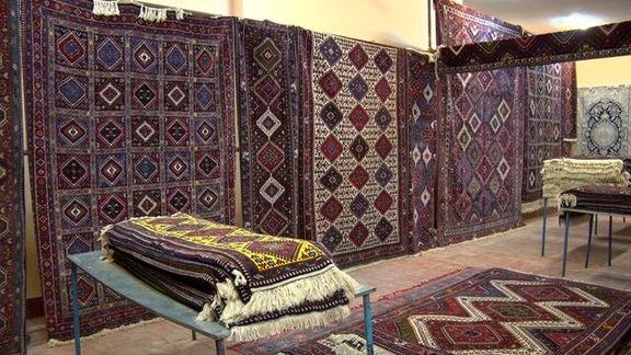 کاهش 65 درصدی سهم ایران از صادرات فرش دستباف