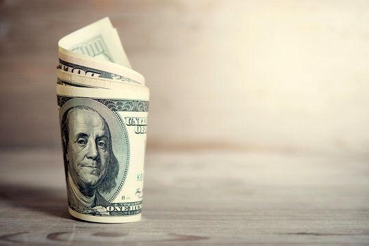 ارزش دلار برای چهارمین روز متوالی افزایش پیدا کرد