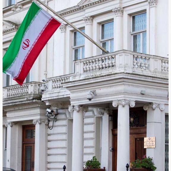 سفارت ایران در لندن: حادثه جدیدی برای کشتیها در منطقه تایید نشده