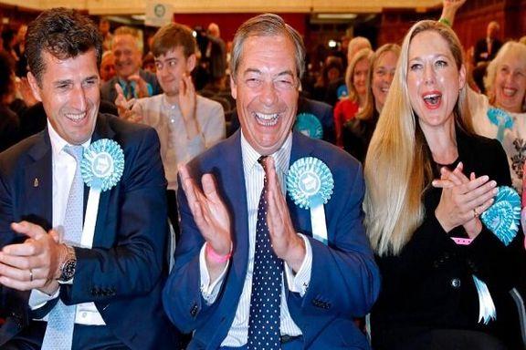 پیروزی «حزب برگزیت» در انگلیس