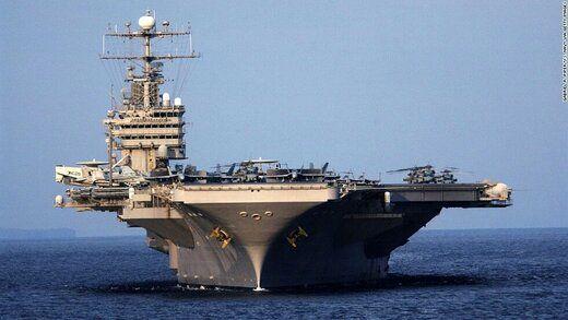 ژنرال ناو آمریکایی: برای حفظ ثبات درخلیج فارس می آییم نه جنگ با ایران