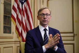 هوک:  واشنگتن به سیاست اعمال فشار بر ایران ادامه میدهد