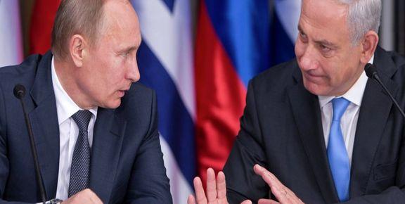 دیدار پوتین و نتانیاهو لغو شد