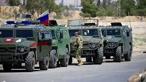 پلیس نظامی روسیه به شمال سوریه می رود