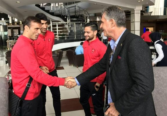 حسینی: مدتی است همه چیز درباره تیم ملی فراموش شده است