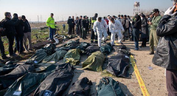 واکنش خانواده جانباختگان سقوط هواپیمای اوکراینی به اعتراضات اخیر+ فیلم
