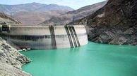 حجم آب مخازن سدهای کشور ۲۷ درصد کاهش یافت