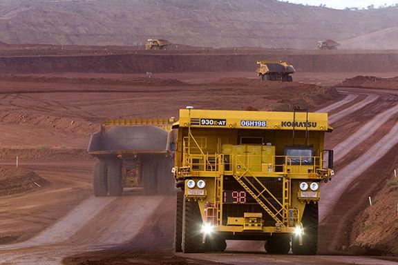 زیان سنگین ۵۰ شرکت معدنی بزرگ دنیا