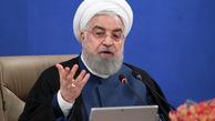 روحانی : به دشمن مقاومت و تولید را نشان خواهیم داد
