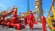 رشد تولید گاز طبیعی چین در چهار ماه اول امسال