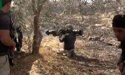سامانه موشکی ضد تانک(آپیلاس) ساخت فرانسه در  سوریه کشف شد