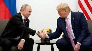 ترامپ تصمیم به دیدار با پوتین قبل از انتخابات 2020 گرفت