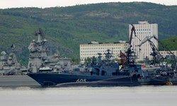 رزمایش دریایی بزرگ روسیه با حضور زیردریایی های اتمی آغاز شد
